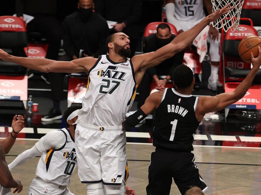 NBAセンター史上最高額の契約を勝ち取ったルディ・ゴベアが批判に反論「良い選手は叩かれる」