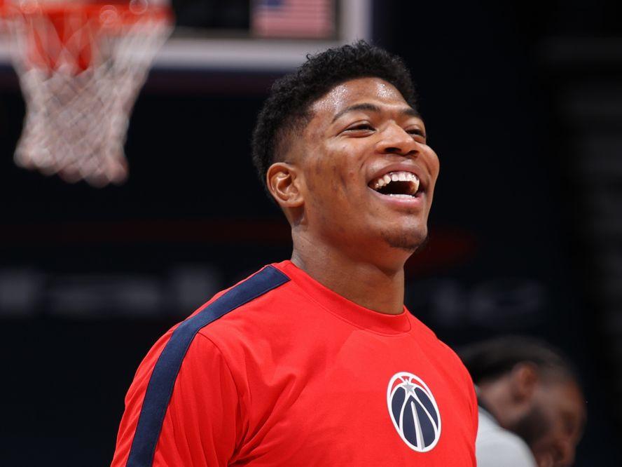 NBAオールスターの投票で、ウィザーズの八村塁は選手から8票を集めて東のフロントコート24位と大健闘