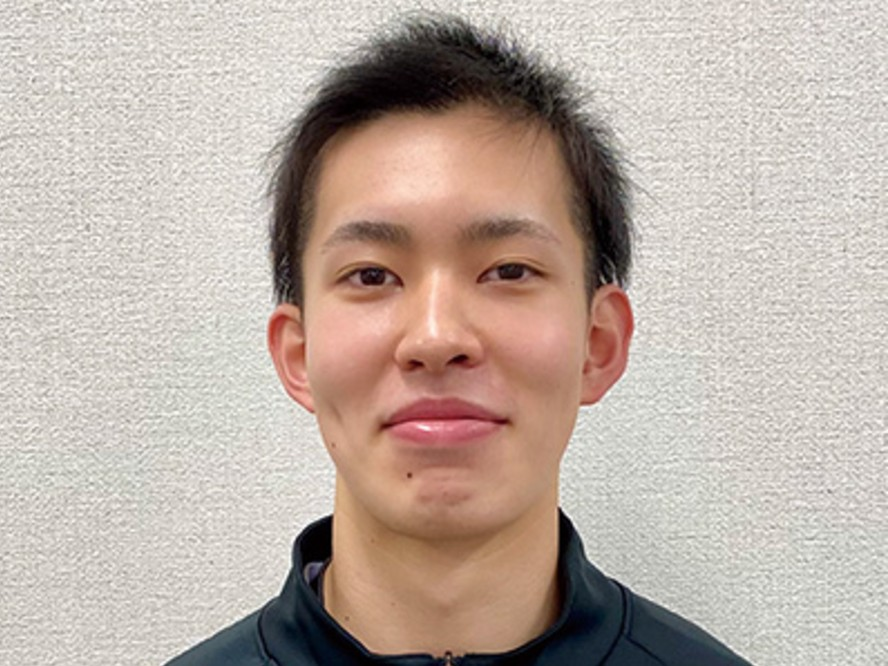 洛南高校のエース、小川敦也が練習生として京都ハンナリーズに加わる「たくさんのことを吸収して今後に活かしたい」