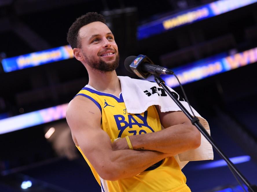 NBA界のトム・ブレイディを目指すステフィン・カリー「40歳になっても現役でプレーできていたら最高」