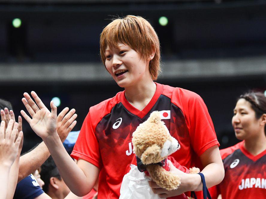 東京オリンピックで5人制女子の日本代表は『世界女王』と同組に、髙田真希「アメリカと戦えることに興奮しています」