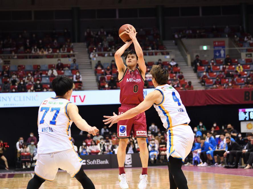 東地区優勝へ執念を燃やす川崎ブレイブサンダース、藤井祐眞「チャンピオンシップをホームでやりたい」