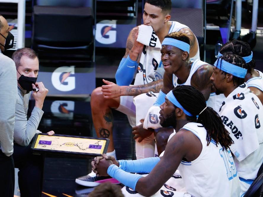 レブロン&デイビスを欠いたレイカーズ、意気込み新たなデニス・シュルーダー「今までとは全く違うバスケをしなければ」