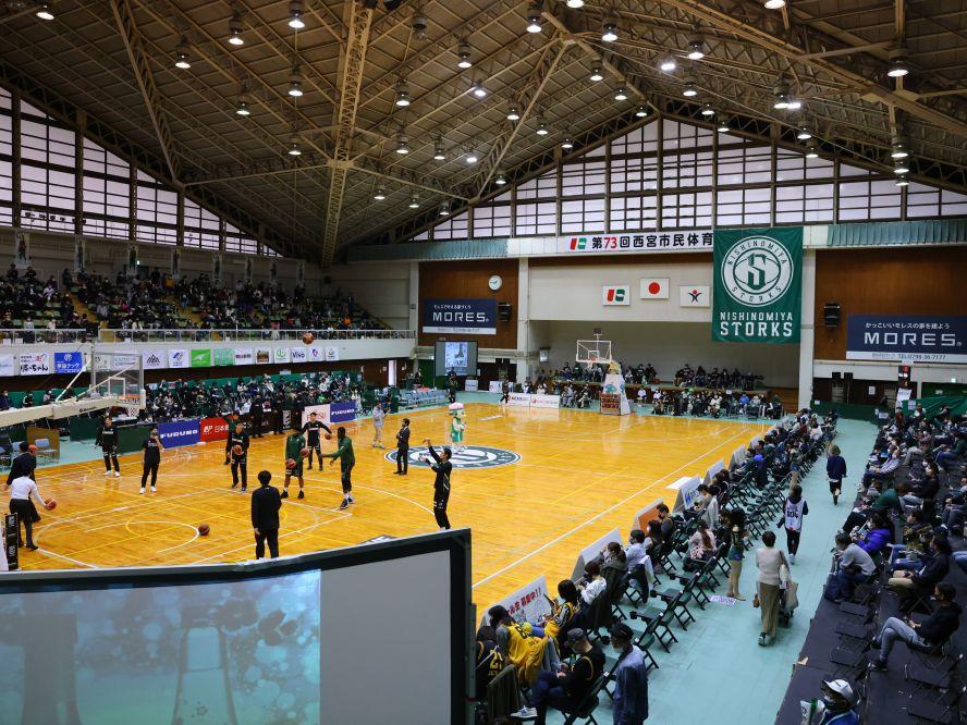 西宮ストークス、神戸のウォーターフロントに新設されるアリーナを2024年から新たな本拠地にする計画を発表