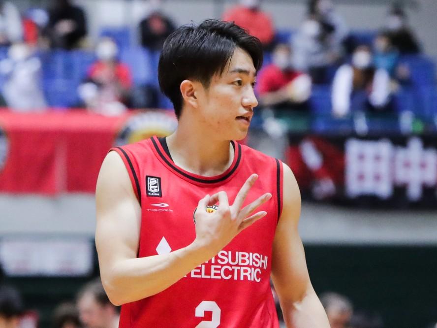 名古屋ダイヤモンドドルフィンズ、A東京に連勝も齋藤拓実に慢心なし「接戦をモノにした後の試合が大事」
