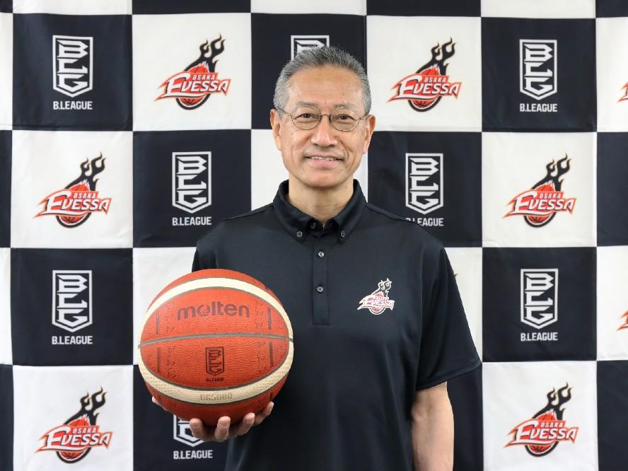 選手、監督の両方で日本代表を経験した小野秀二、大阪エヴェッサアカデミーの校長に就任