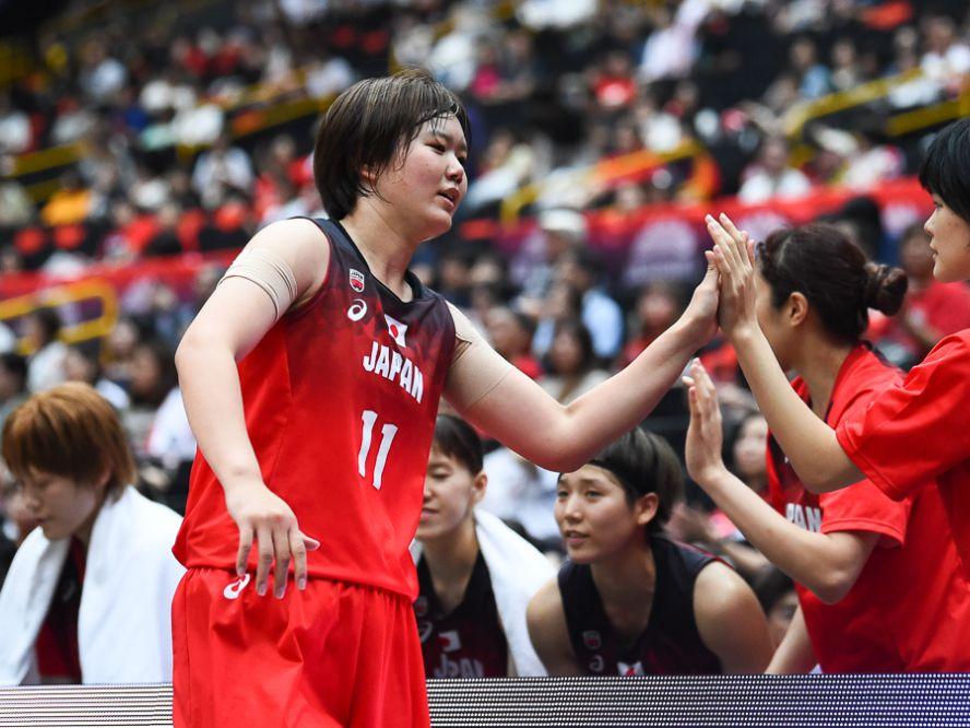 日本代表のスタイルへの順応に悩む谷村里佳「チームを引っ張りたいというよりチームに貢献したいという気持ち」