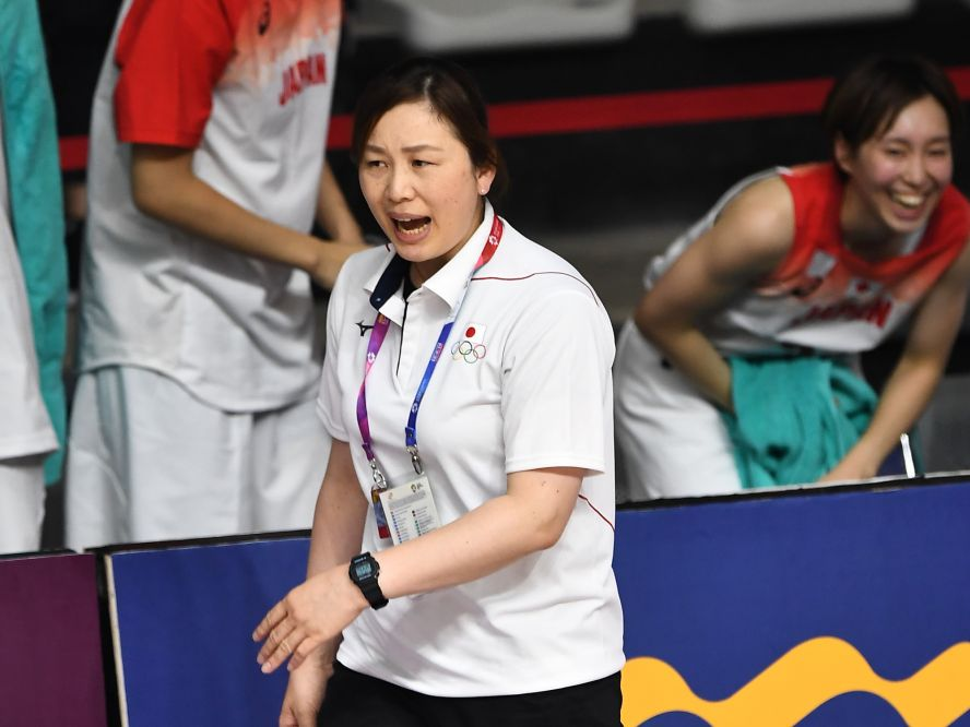 女子アンダーカテゴリー日本代表専任コーチに藪内夏美が就任「強さや勇気を、若い選手たちに伝えたい」