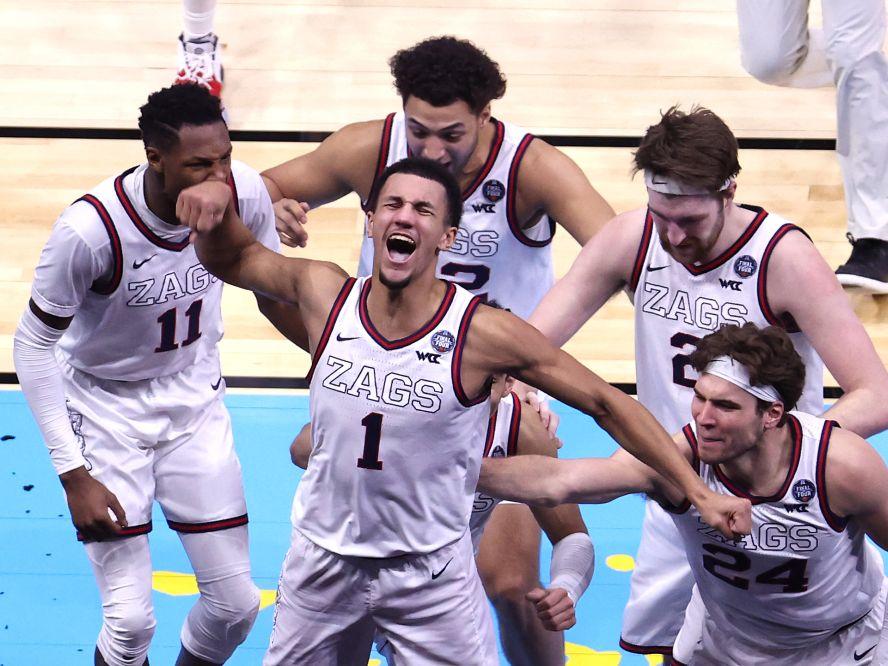 大学バスケットボールの全米王座を決めるNCAAトーナメント決勝は日本時間明日午前、ゴンザガ大とベイラー大が激突!