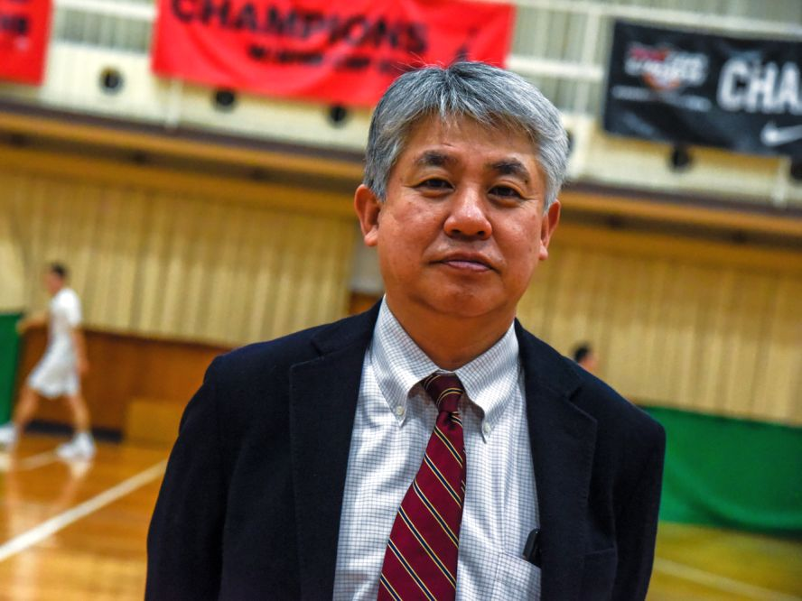 2021年の福岡第一は部員数が100人に、井手口孝コーチ「バスケの素晴らしさ、楽しさ、奥の深さを学んでほしい」