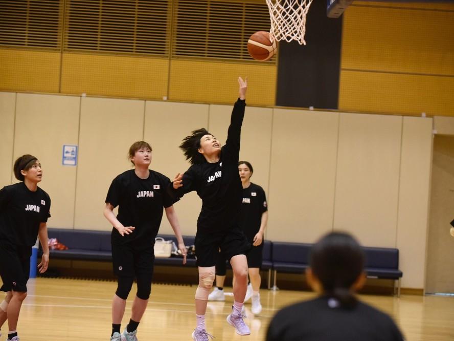 バスケ日本代表の本橋菜子、右膝靭帯損傷の大ケガからオリンピック出場を目指す「やっとここまで来たんだな、って感じです」
