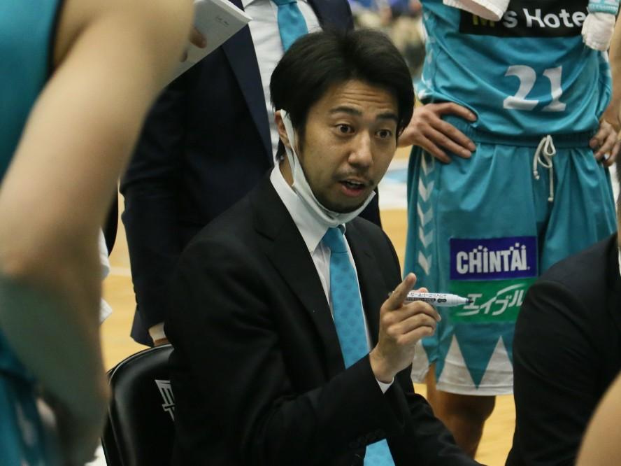 京都ハンナリーズが小川伸也ヘッドコーチと契約継続「『熱京』をお届けできるように努めて参ります」