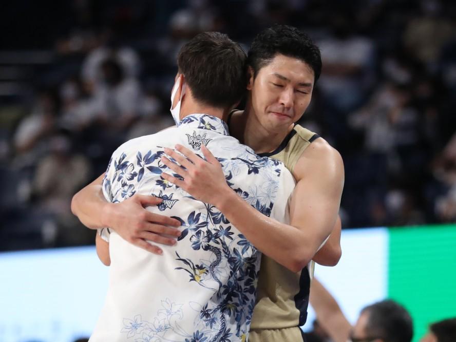 セミファイナル敗退の琉球、背中でチームを牽引した田代直希「去り方は毎年一緒ですが、世界の見え方は全く違いました」