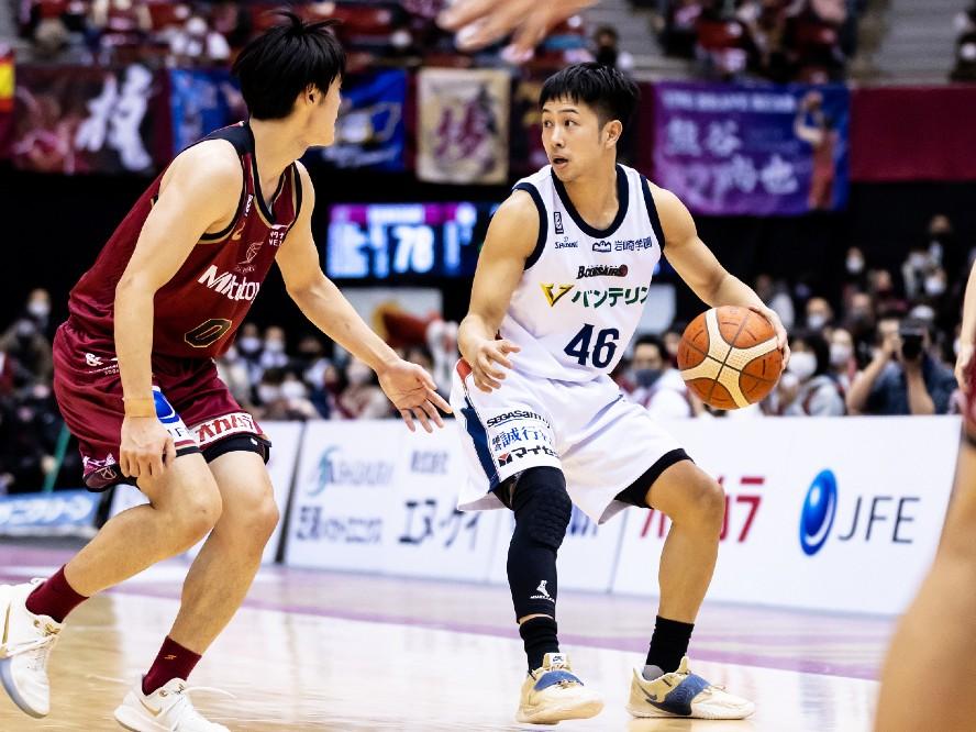 横浜ビー・コルセアーズが4選手との契約継続を発表、キャプテンの生原秀将「責任感を持って取り組みます」