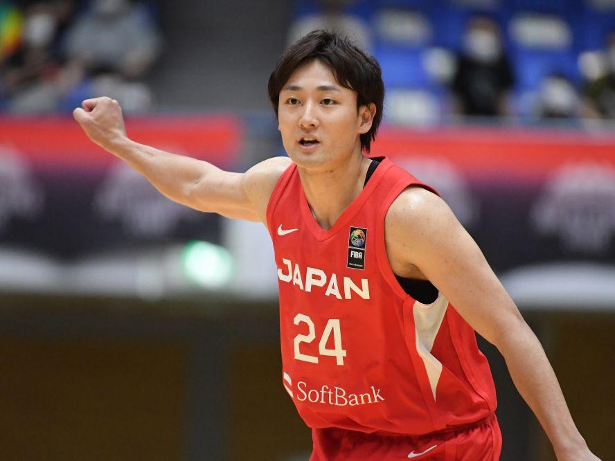 田中大貴は挫折を乗り越え、日本代表のポイントガードとして存在感を増す「先のことをどれだけ個人個人が考えてやれるか」