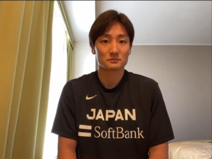アジアカップ予選に挑む男子日本代表、その先を見据える田中大貴「競争に残ってオリンピックで戦う自信はあります」