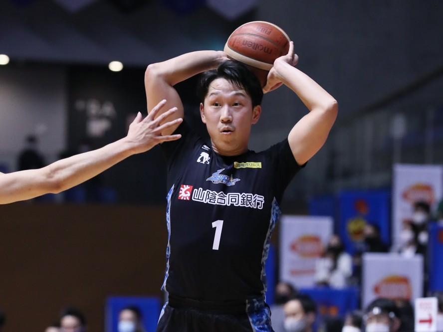 島根スサノオマジックがチーム最古参の後藤翔平と契約継続「チャンピオンシップ出場を目標に戦っていきたい」