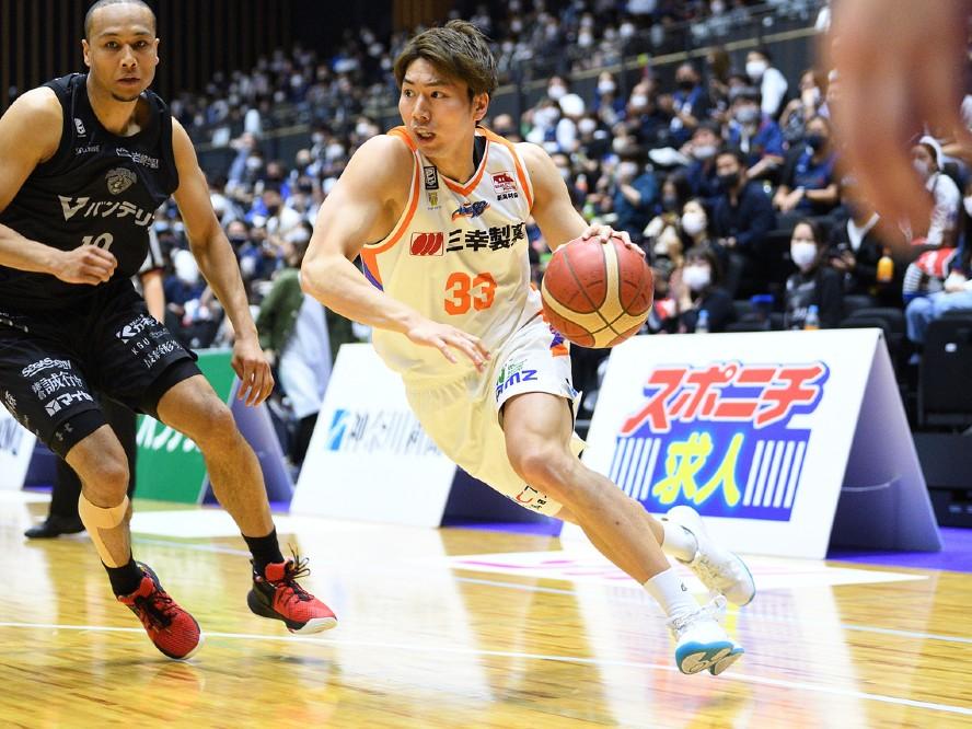 滋賀レイクスターズが新潟アルビレックスBBの林翔太郎を獲得「毎日を大切にし努力していきます」