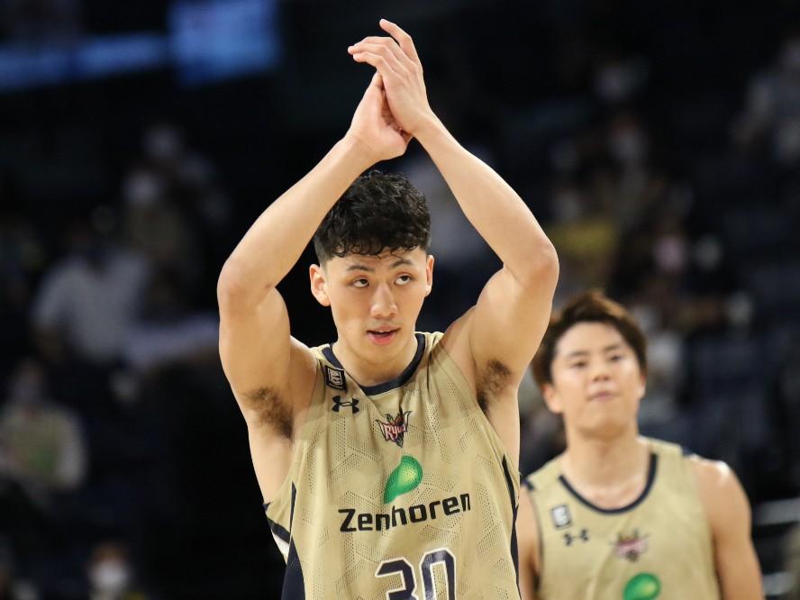 琉球ゴールデンキングスが今村佳太と契約継続「沖縄をもっと元気にできるように戦い抜いていきたい」