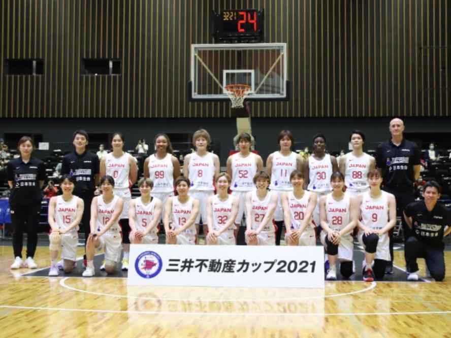 東京オリンピックに向け熾烈なメンバー争いが続くバスケ女子日本代表、第6次合宿に参加する選手16名を発表