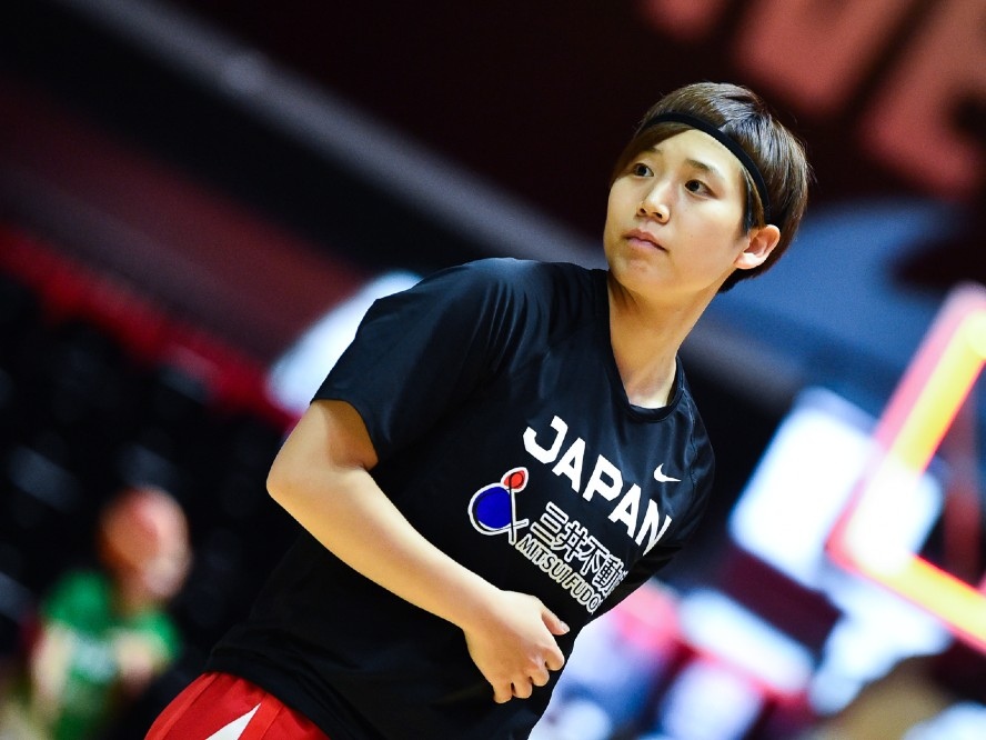 サバイバルが続く女子日本代表、ガード枠で一歩抜け出した町田瑠唯「もうちょっと積極的に攻めていきたい」