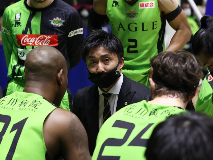 レバンガ北海道、宮永雄太ヘッドコーチの退任を発表「目標に向かって力を尽くしたこのシーズンに何も後悔はありません」