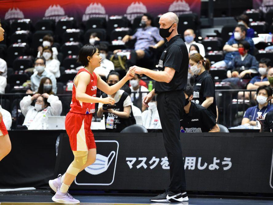 日本代表ポイントガード、本橋菜子が右膝前十字靭帯損傷の大ケガから復帰「ここに戻って来れたことを本当にうれしく感じた」