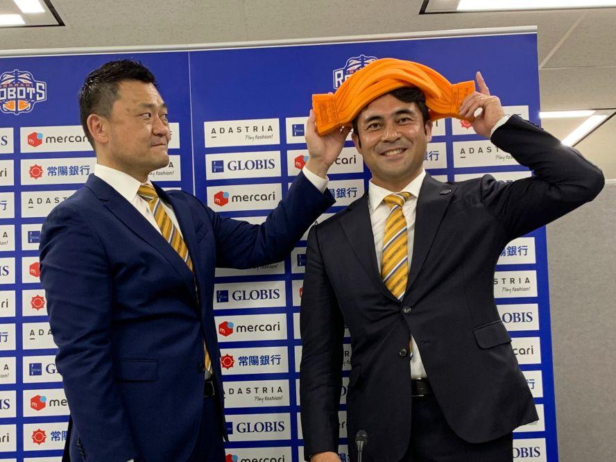 茨城ロボッツを「なるべくして日本一になる」チームへ、新社長に就任した西村大介が描くウイニングカルチャー