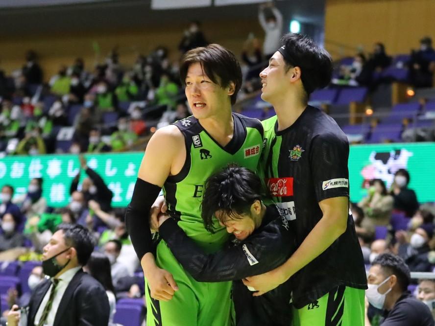 レバンガ北海道が桜井良太、牧全との契約継続を発表、桜井は北海道で15年目のシーズンへ
