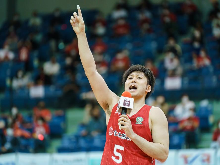 田口成浩が3シーズンぶりに秋田ノーザンハピネッツに復帰「地元でバスケットを出来る事が本当に幸せ」