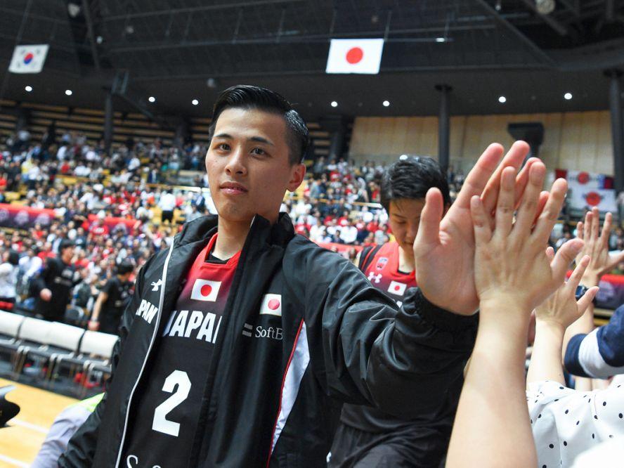 Bリーグ優勝の勢いを日本代表に持ち込む富樫勇樹、オリンピックへ士気高く「ワクワクする思いでいっぱいです」