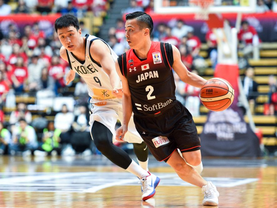 アジアカップ2021予選に挑むバスケ日本代表、明日の中国戦に向けたメンバーに富樫勇樹、比江島慎、金丸晃輔など12選手を発表