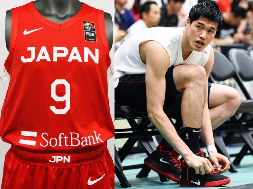 バスケ日本代表とナイキのパートナーシップに渡邊雄太もコメント「一緒になって日本のバスケットを盛り上げたい」