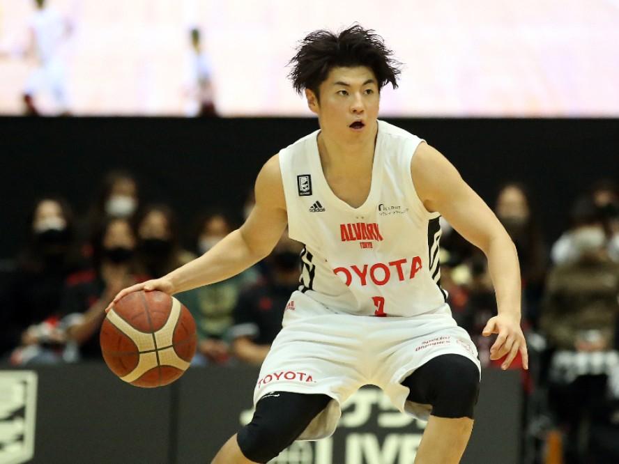 大型補強に成功した島根スサノオマジック、金丸晃輔に続き日本代表候補の安藤誓哉を獲得