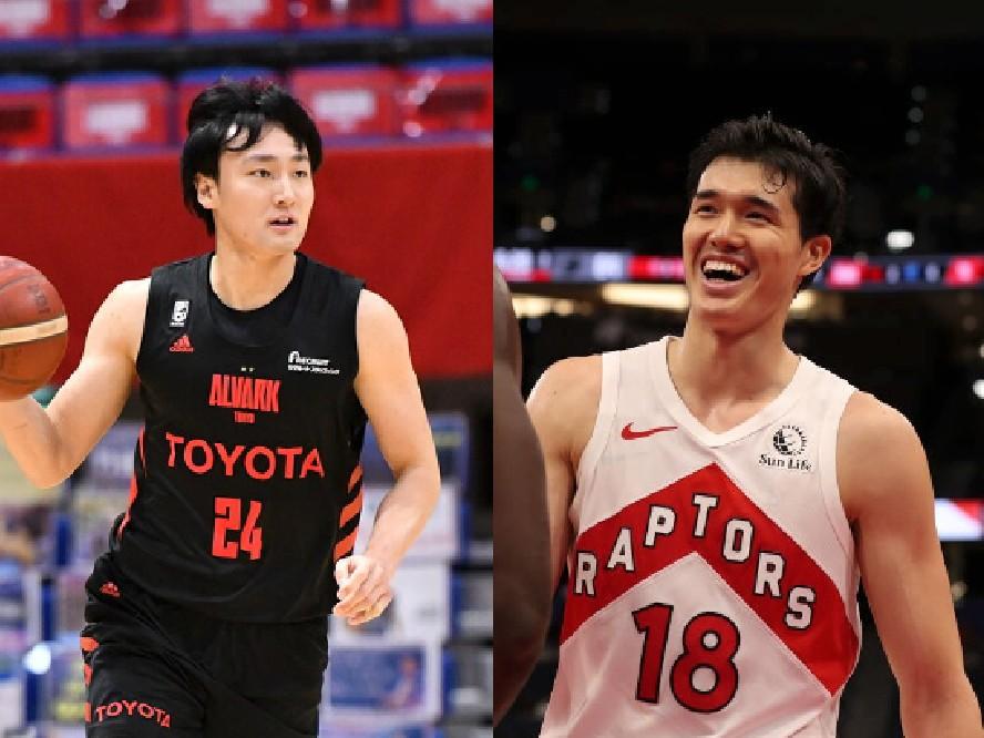 東京オリンピックのロスター12名が決まったバスケ男子日本代表は渡邊雄太と田中大貴の『ダブルキャプテン体制』に
