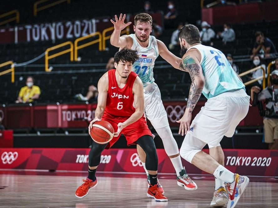 スロベニアに完敗を喫したバスケ男子日本代表、比江島慎は「次に切り替えて全部ぶつける」と前だけを見る