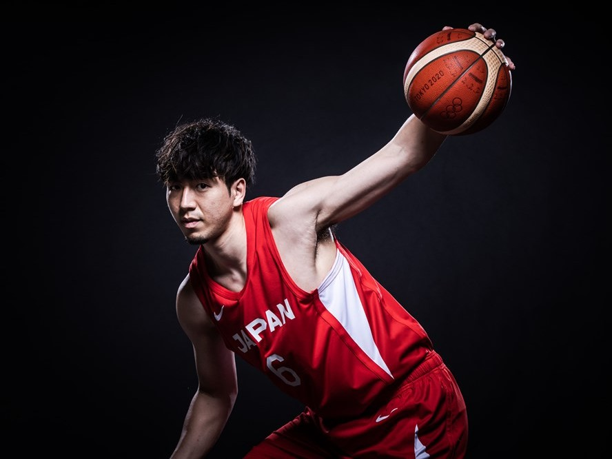 東京オリンピックで自身の存在意義を問うバスケ男子代表の比江島慎「世界のレベルでもやれることを証明したい」