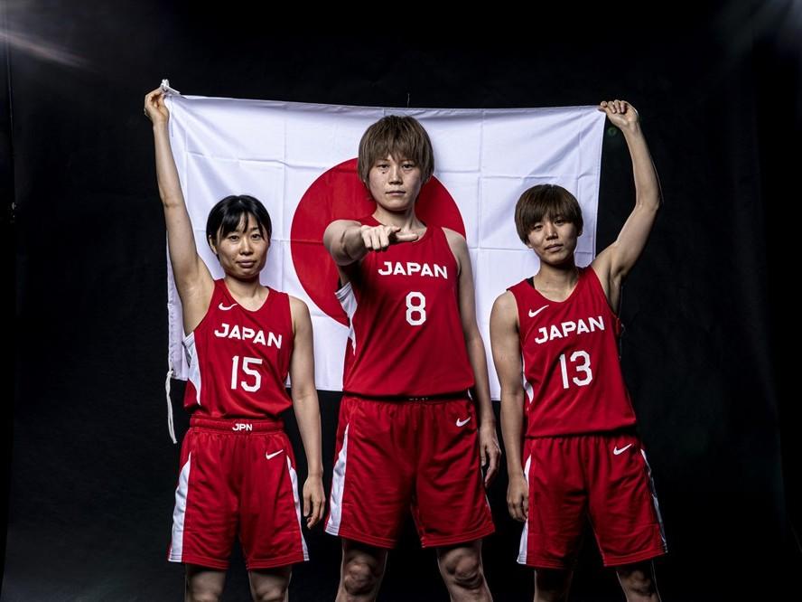 7月27日(火)『東京オリンピック』バスケ競技の試合スケジュール、5人制は女子日本代表が初戦、3x3は準々決勝へ!
