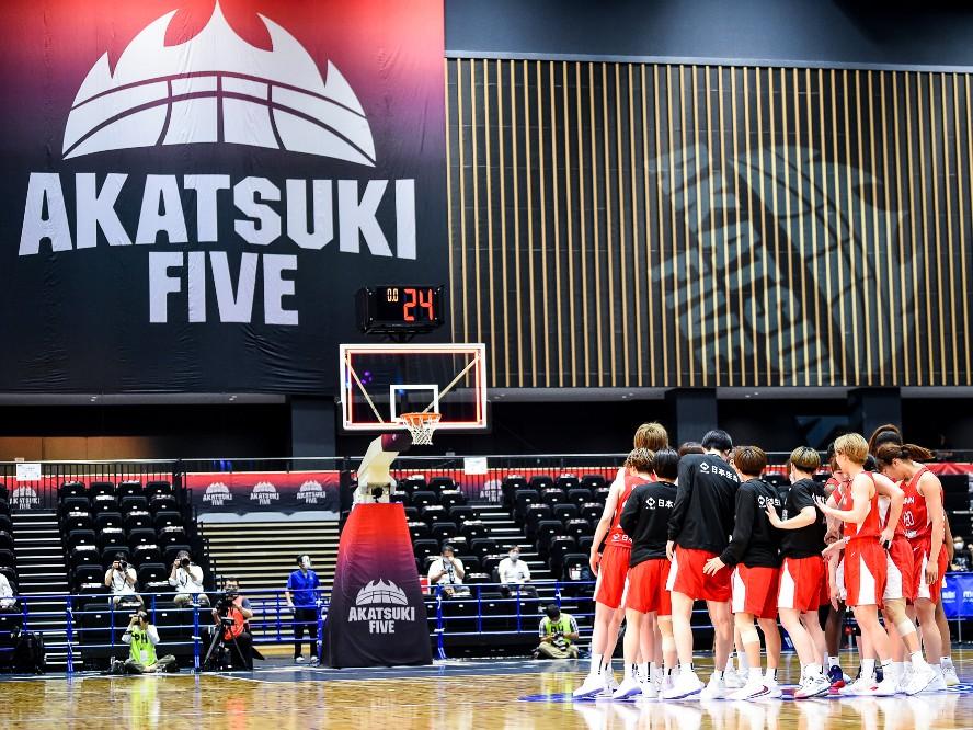 東京オリンピックで金メダルを目指す5人制バスケ女子日本代表、12名の内定メンバーが決定