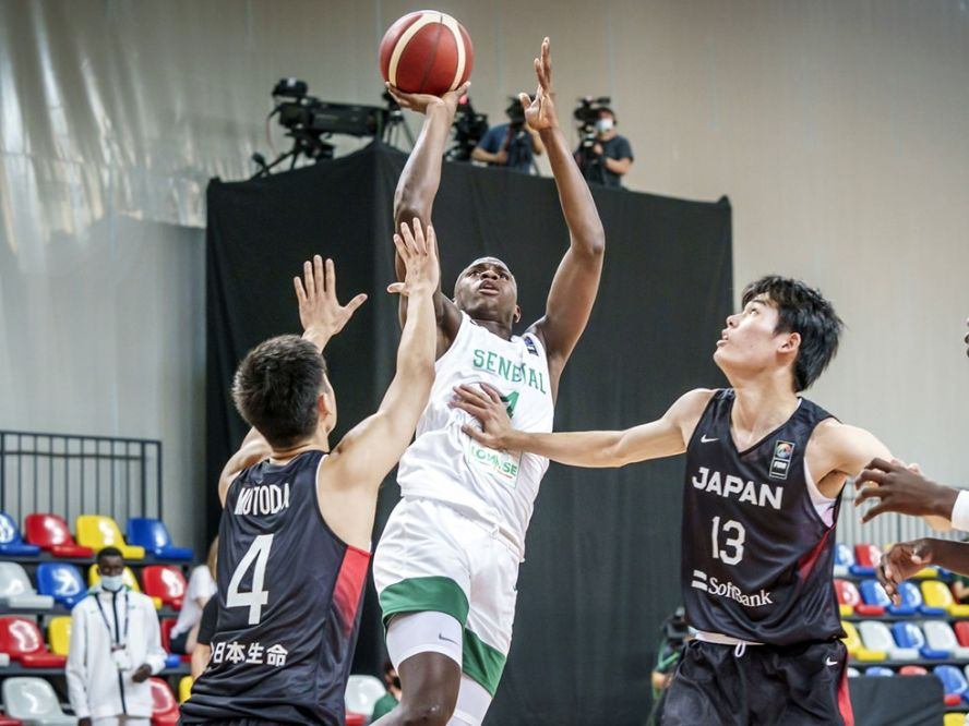 U19ワールドカップが開幕、セネガルの身体能力に圧倒された日本代表は粘りのバスケを展開するも黒星スタートに