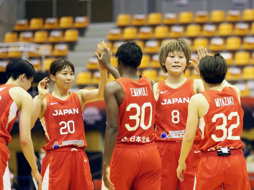 バスケ女子日本代表はオリンピックへ視界良好、スピードと攻守の組織力で強豪ベルギーを振り回して84-76の完勝