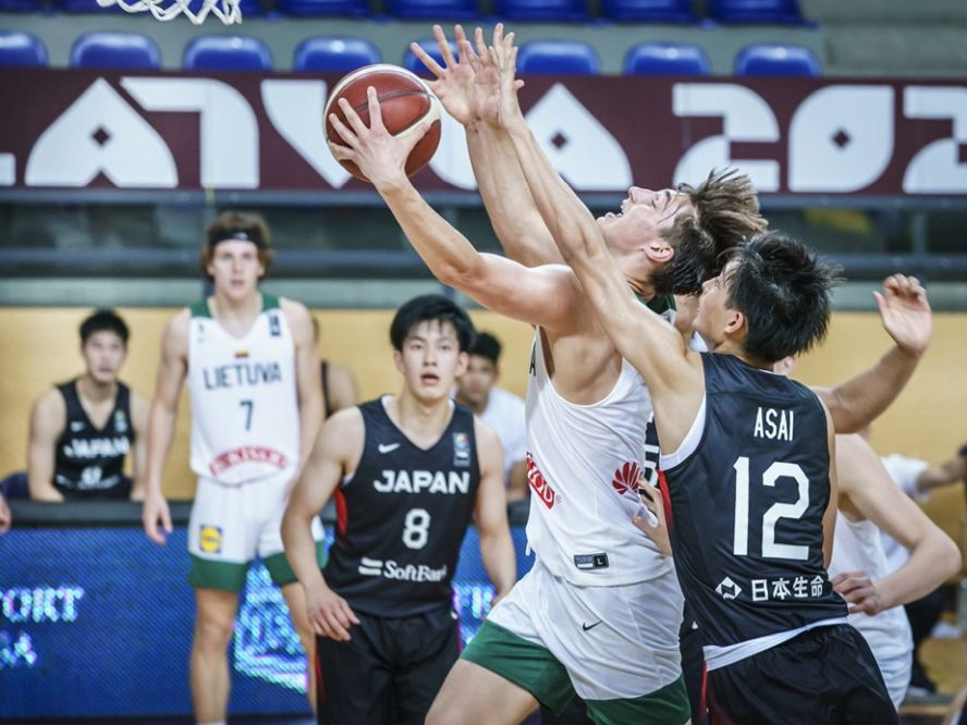 U19ワールドカップの日本代表、リトアニアのスピードに振り回されて『世界の壁』を痛感させられる完敗でグループリーグ全敗