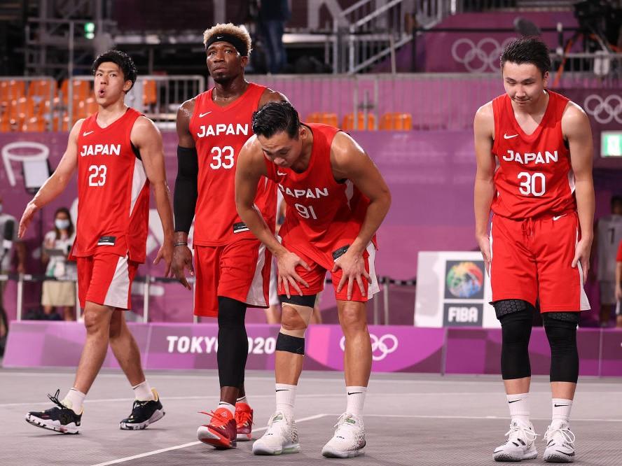 3x3男子日本代表