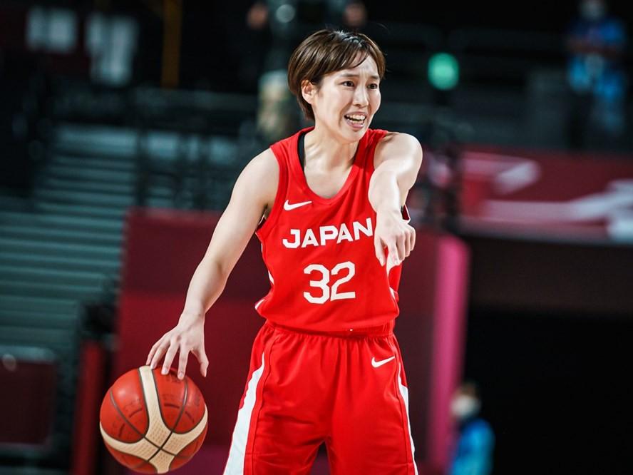 『女王』アメリカに敗れたバスケ女子日本代表、それでも「楽しかった」と言い切れる強心臓の持ち主の宮崎早織
