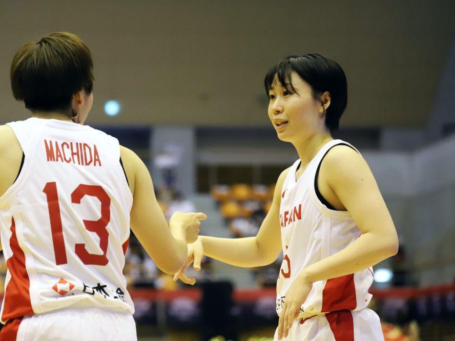 オリンピック初戦の10日前に膝の大ケガから復活した本橋菜子、本来のプレーと笑顔を取り戻す「日本らしいバスケで全力で戦いたい」