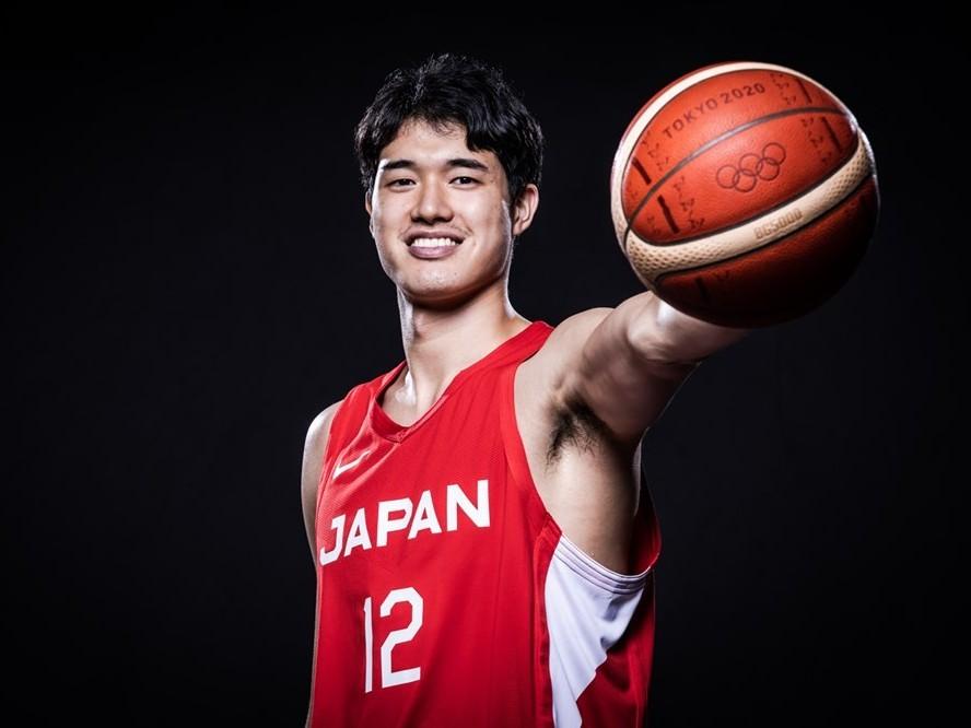 バスケ男子日本代表を『魂』で牽引するキャプテンの渡邊雄太、オリンピックを飛躍の舞台に「自分たちには勝てる力がある」