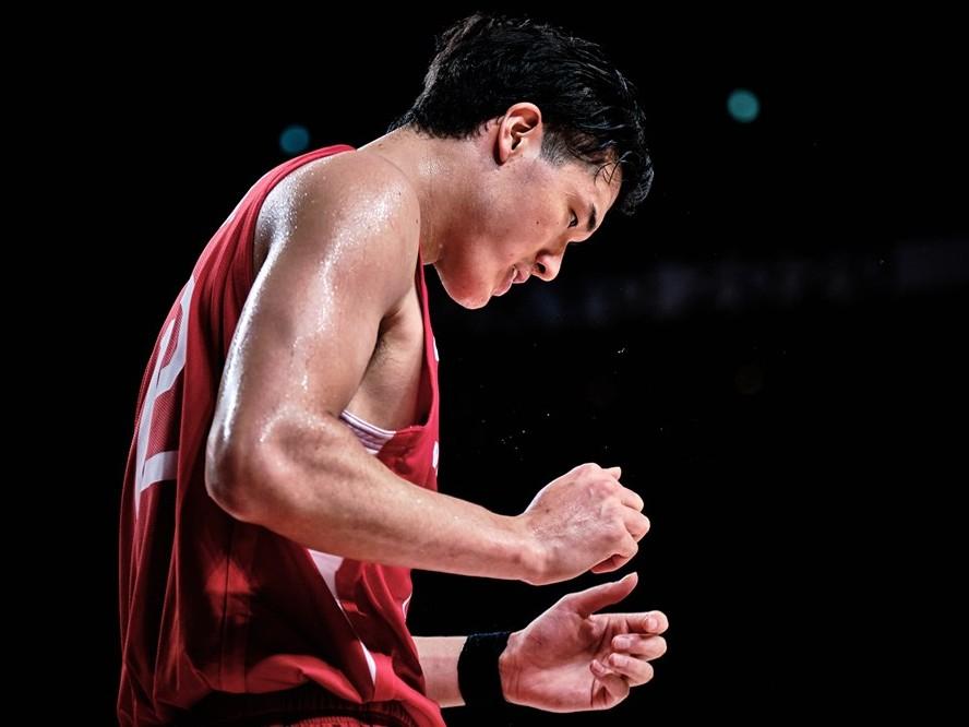 スロベニアに力負けしたバスケットボール男子日本代表、希望を捨てない渡邊雄太「チャンスはまだゼロじゃない」