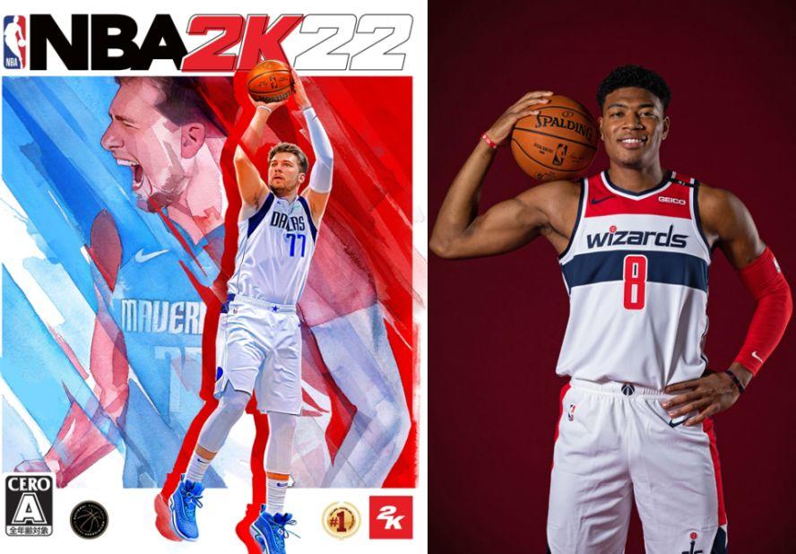 『NBA2K』最新作はカバー選手にルカ・ドンチッチと八村塁(日本限定版)を抜擢し、2021年9月10日に発売予定!