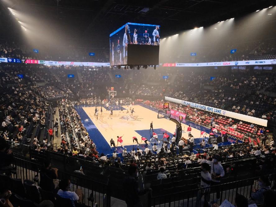 Bリーグの2021-22シーズンは9月30日に琉球ゴールデンキングスvアルバルク東京の一戦で開幕