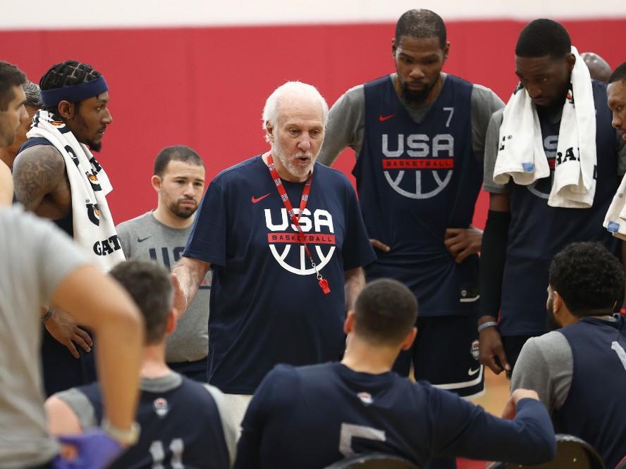 チームUSAのヘッドコーチとしてオリンピックに挑むグレッグ・ポポビッチ「オリンピックに携わることは私の夢」